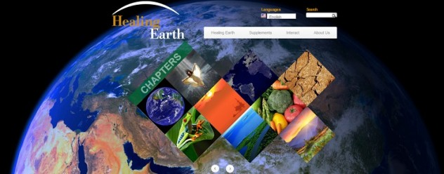 Healing Earth is a living environmental science e-textbook to heighten awareness of our planet's environmental issues through the added perspectives of ethics, spirituality and action. Written by 90 scholars from Jesuit universities around the world, it is a free online e-textbook for first year university students, fourth year secondary school students and adult learners. (Photo: International Jesuit Ecology Project/Loyola University Chicago).