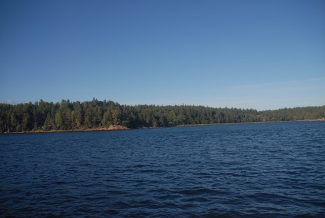 One of the islands near Stockholm on a clear day, remembering the life and the land as we seek to keep the exchange open and creative.
